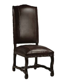 barcelona leather chair 47500 - Barcelona Home Trends And Designs
