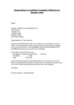 Best business letter reply to complaint sample image collection sle business complaint letter response oshibori info spiritdancerdesigns Images