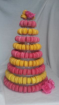 * Netradiční dort makronkový | Klasické dorty | Sladký MÉĎA - cukrárna trošku jinak Beaded Necklace, Beaded Collar, Pearl Necklace, Beaded Necklaces