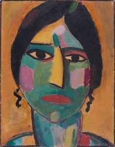 Jawlensky (1864 - 1941) http://moeller-fine-art-ltd.art.1stdibs.com/oneview.php?id=2576=1