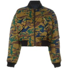 Jean Paul Gaultier Vintage Padded Reversible Bomber Jacket (53.410 RUB) ❤ liked on Polyvore featuring outerwear, jackets, blouson jacket, jean-paul gaultier, nylon bomber jacket, vintage flight jacket and bomber style jacket