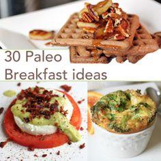 Paleo Breakfast Recipes