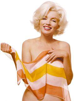 Marilyn Monroe - Bert Stern, 1962