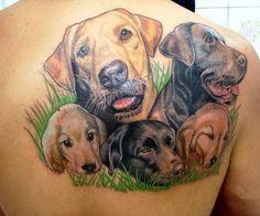 27 Best Tattoos Images I Tattoo Design Tattoos Labrador
