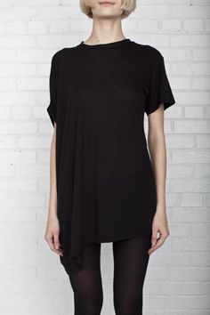 COMPLEXGEOMETRIES, AW10 WAVE TEE: reborn finally changed over to aw online. commence eyeing!