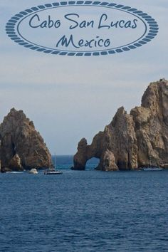 The arch in Cabo San Lucas Mexico is probably the most iconic site. It is one of several interesting things to see in this little Mexican village.