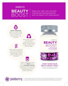 Here are some benefits of Jamberry's Beauty Boost! https://amandageisick.jamberry.com/us/en/