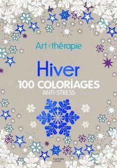 Hiver | Hachette Pratique - Art-Thérapie