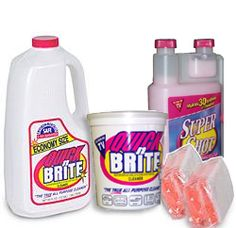quick n brite deluxe kit...need to check this stuff out