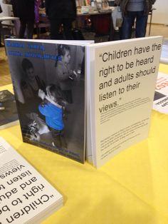 Ringar på vattnet...ungdomar som valde att göra skillnad för andra barn o ungdomar. Och skrev en egen bok om sina insatser. Ansv utg