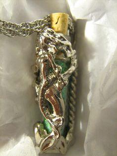 Glowing Mermaid Jewelry by DreamCatcherMan on Etsy, $29.99