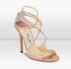 Jimmy Choo sandals for my bridal shower