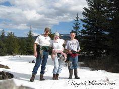 Trayer Wilderness - The Trayers