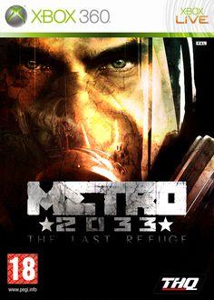 Metro 2033 Fanart by Lenox47