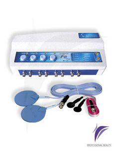 F8 plus Electroestimulación Evidence: Equipo electroestimulación para trabajo profesional facial y corporal, 8 programas preestablecidos.