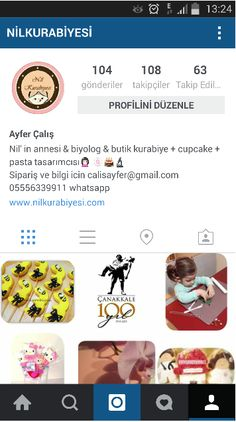 Nil Kurabiyesi - Tekirdağ Butik Kurabiye: nilkurabiyesi instagramda..