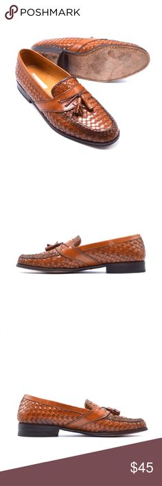 5fcac62a94b1db Massimo Emporio Mens Weave Tassel Loafer Sz 13M Excellent condition. Well  cared. Clean  amp