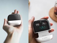 Track your heart rate and oxygen level in style! Go Health, Health Care, Innovation, Room For Improvement, Medical Design, Yanko Design, Design Quotes, Heart Rate, Your Heart