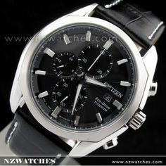 Citizen Eco-Drive Chronograph Super Titanium Men s Watch CA0021-02E CA0021 0a609724e1f0