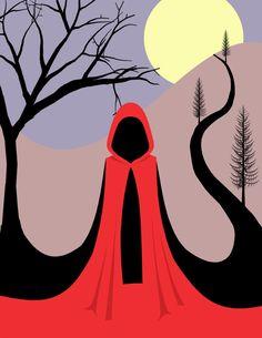 Red Riding Hood by van94