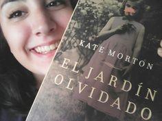 """Recomiendo """"El jardín olvidado"""" de Kate Morton por sus personajes enigmáticos y misteriosos y su sorprendente final. (Nº12)"""