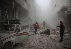 صحيفة الحرية                                             : فاقم ازمة المياه في دمشق تزامنا مع معارك متقطعة رغ...