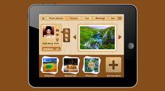 Wood iPad