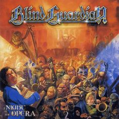 """""""Sadly Sings Destiny"""" - Blind Guardian Album: A Night at the Opera"""