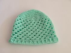 Crochet beanie, winter hat, baby beanie, hats and cap, beanies, cloche hat, granny square, newborn hat, kidswear, infant, granny square, hat by CreatedForYouAndMe on Etsy