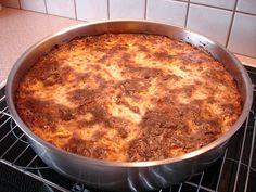 Ελληνικές συνταγές για νόστιμο, υγιεινό και οικονομικό φαγητό. Δοκιμάστε τες όλες Cookbook Recipes, Cooking Recipes, Macaroni And Cheese, Food To Make, Recipies, Food And Drink, Pasta, Ethnic Recipes, Desserts