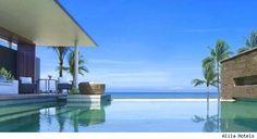 Bask in the Tranquil Settings of the Alila Villas Soori Resort in Bali #weddings #travel trendhunter.com