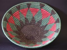 basket from swaziland.