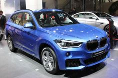 Highlights of BMW X1 New - Auto Expo 2016 Here: http://www.indianbluebook.com/blog