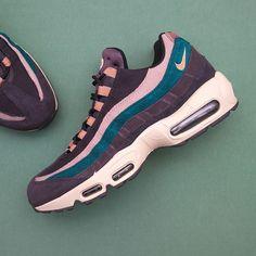 the best attitude ff0bd b21c6 Nike Air Max 95 Premium - 538416-018 •• En Air Max 95