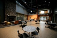 Church Building Spaces That Make a Great First Impression: Lobbies | The McKnight Group Blog