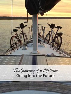The Journey of a Lifetime - Living off the grid. On a sailboat.