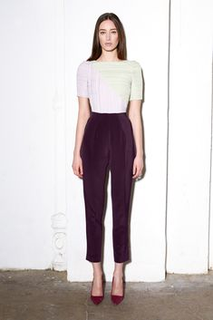 See the complete Barbara Casasola Fall 2013 Ready-to-Wear collection.