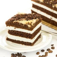 Nasze wypieki Tiramisu, Food And Drink, Favorite Recipes, Baking, Ethnic Recipes, Pastries, Bakken, Tiramisu Cake, Backen