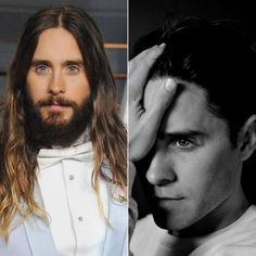 Jared Leto Chops Off His Hair (and Shaves the Beard)  #InStyle