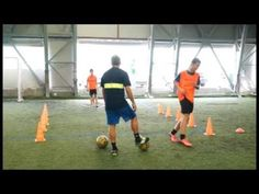 Soccer Agility Coordination and Ball Control Drills