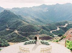 Elegant Malibu Rocky Oaks Estate Shoot