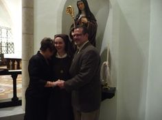 Sr. Tara Smith began her Postulancy with our Order.