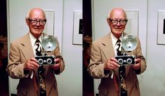 Inventor of Stereo Realist camera