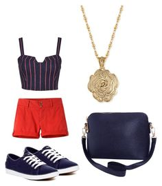 """""""Sin título #86"""" by reginaest on Polyvore featuring moda, 3x1, Mountain Khakis, Humble Chic, Keds y 2028"""
