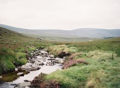 An Irish stream | photo Rilee Hitchner on OnceWed