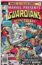 Marvel Presents #8 Guardians Of The Galaxy Bronze Age Marvel Comics NM-