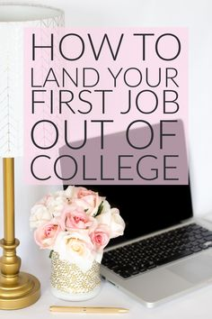 How To Land Your First Entry Level Job Out Of College