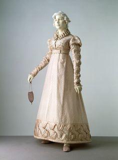 Dress and Spencer  1823