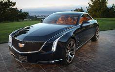 Cadillac Elmiraj Concept wallpaper