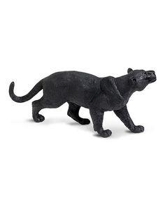 Another great find on #zulily! Black Jaguar Scale-Model Figurine #zulilyfinds